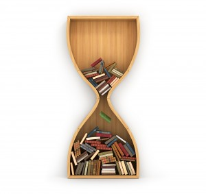 Concept Of Time To Training. Wolf Full Of Boden Booksheooks In F